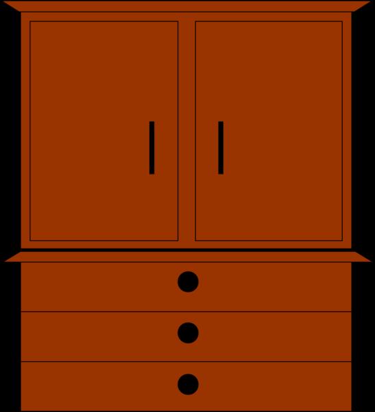 Dresser | Free Images at Clker.com - vector clip art ...