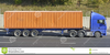 Free Shipping Container Clipart Image