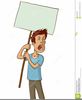 Opposition Clipart Image
