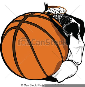 Basketball Dunk Clipart | Free Images at Clker com - vector