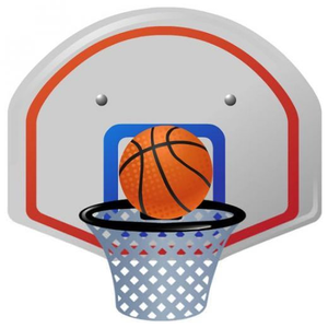 free clipart basketball goal free images at clker com vector rh clker com free basketball clipart basketball clipart free printable