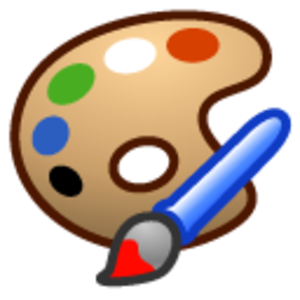 Paint App Free Images At Clkercom Vector Clip Art Online