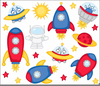 Spaceship Clipart Free Image
