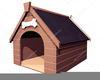 Clipart Dog House Image