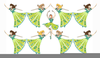 Ladies Dancing Clipart Image