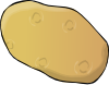 Potato 2 Clip Art