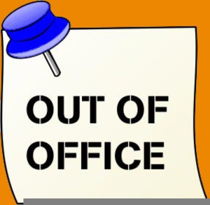 clipart leaving the office free images at clker com vector clip rh clker com  out of office vacation clipart