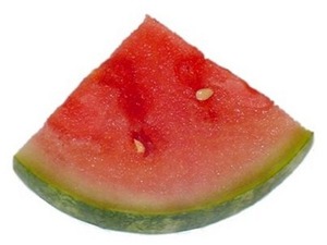 Watermelon Real Image