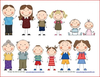 Free Clipart Of African American Families Image