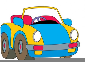 Clipart Image Of Car Image