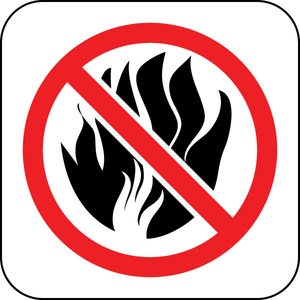 No Fire Image