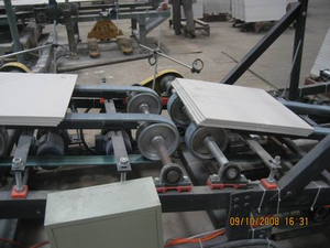 Up Tiles Machine Image