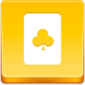 Clubs Card Icon Image
