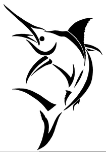 sailfish clipart free free images at clker com vector clip art rh clker com Sailfish Art Sailfish Graphics