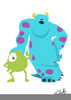 Monster Inc Boo Clipart Image