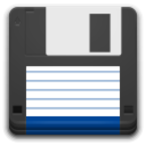 Devices Media Floppy Icon Image