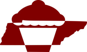 Tennessee Cupcake Image