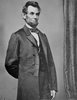 Abraham Lincoln Standing Image