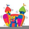 Bouncy Castle Clipart Free Image