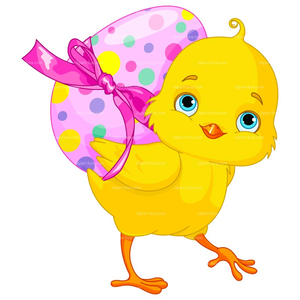 easter chick clipart images free images at clker com vector clip rh clker com easter chick clipart black and white easter chicken clipart