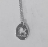 Silver Poodle Necklace Image