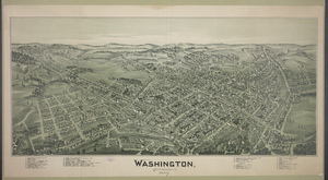 Washington, Pennsylvania, 1897 Image