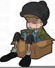 Free Clipart Homeless People Image