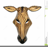 Free African Mask Clipart Image