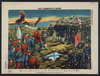 The Severe Battle Of Teh-li-sz And Russian Prisoners Were Questioned By Our Officers -- The Illustration Of The Battls Of Japa And Russia No. 14 Image