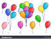 Free Surprise Birthday Party Clipart Image