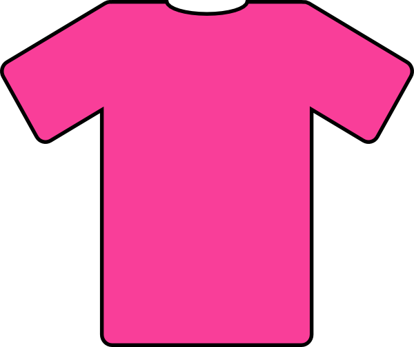 clipart football shirts - photo #18