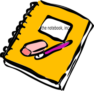 The Notebook, Inc. Clip Art