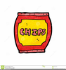 Free Clipart Bag Of Chips Image