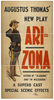 Augustus Thomas  New Play, Arizona Author Of  Alabama  And  In Mizzoura  : A Superb Cast, Special Scenic Effects. Image