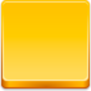 Free Yellow Button Empty Button Image