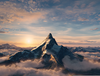 Paramount Mountain Hd Image