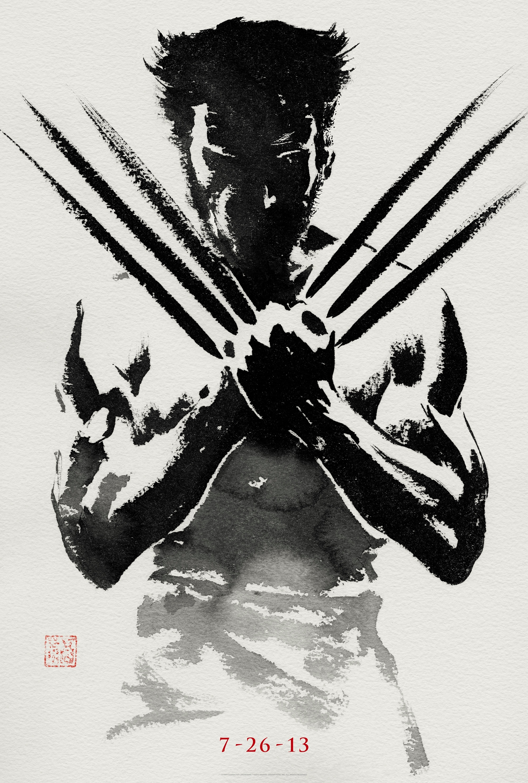 Wolverine Poser | Free Images at Clker com - vector clip art online