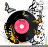 Clipart Of Records Music Image