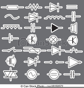 electrical schematic clipart free images at clker com vector rh clker com