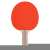 Ping Pong Paddle Clipart Image