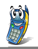 Clipart Cell Phone Image