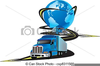 Vehicle Graphic Vector Clipart Image
