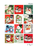 Christmas Clipart Cards Image
