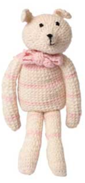 The Knitted Character Free Images At Clker Vector Clip Art