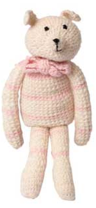 The Knitted Character Image