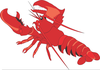 Clipart Of Crawfish Image