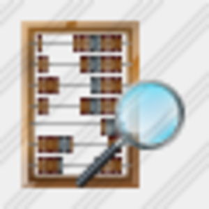 Icon Abacus Search2 Image
