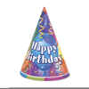 Free Clipart Of Party Hats Image