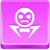 Free Pink Button Vampire Image