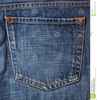 Free Blue Jeans Clipart Image